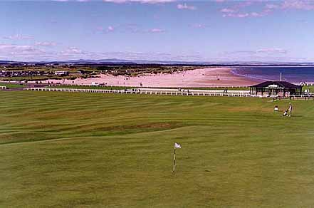 The 18th Hole At The Royal And Ancient Golf Course - St. Andrews, Scotland - 1 August 1997 25-7445