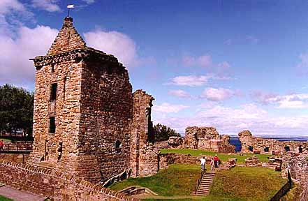 The First Protestant Church In Scotland - St. Andrews, Scotland - 1 August 1997 4-7445