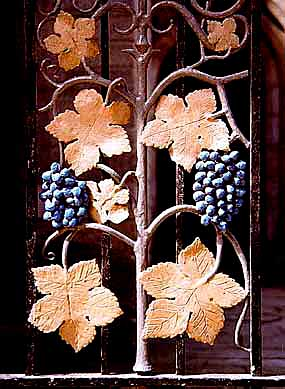 Grapevine Gate - St. Andrews, Scotland - 1 August 1997 3-7445