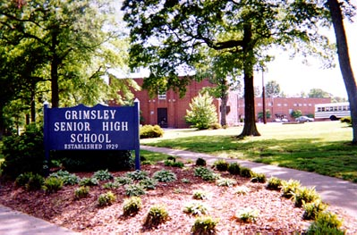Jeff came for a teaching and coaching job at Grimsley High School.