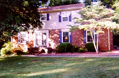 We finally sold our Michigan house and bought our home at 2002 Gracewood Drive.