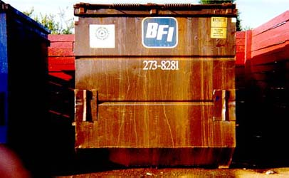 Sean-BFI Recycle Container